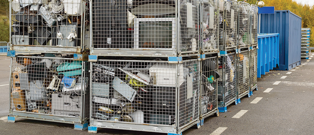 How U S  Laws Do (and Don't) Support E-Recycling and Reuse