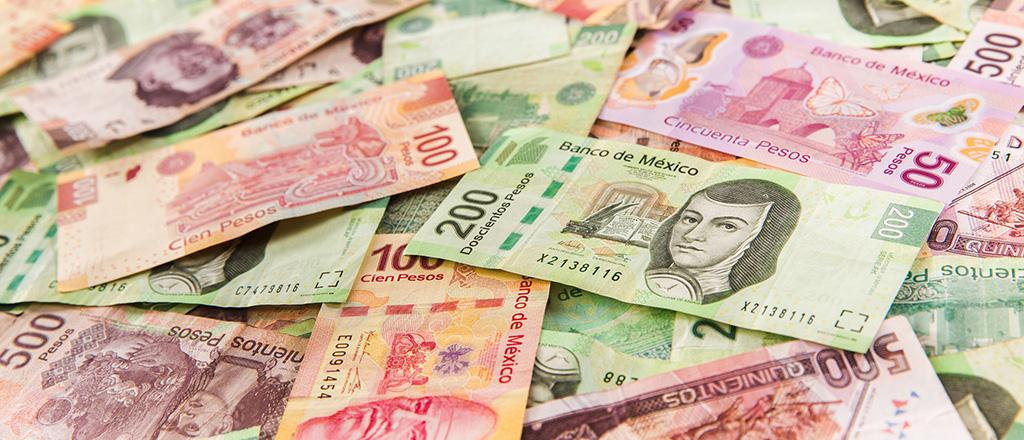 Volatility Of Mexico S Peso
