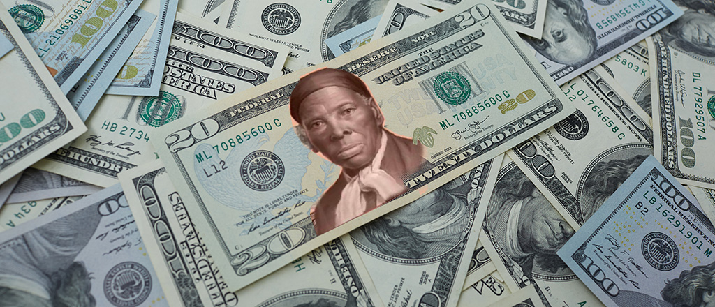 Harriet Tubman is 'Powerful' Choice for American Currency
