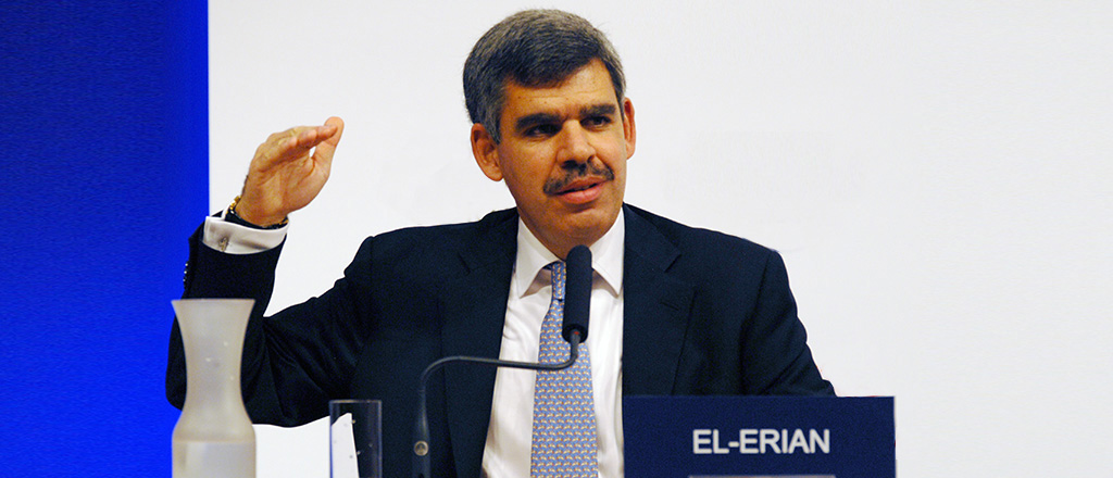 PIMCO's Former CEO Mohamed El-Erian on the 'Delusion of Liquidity'
