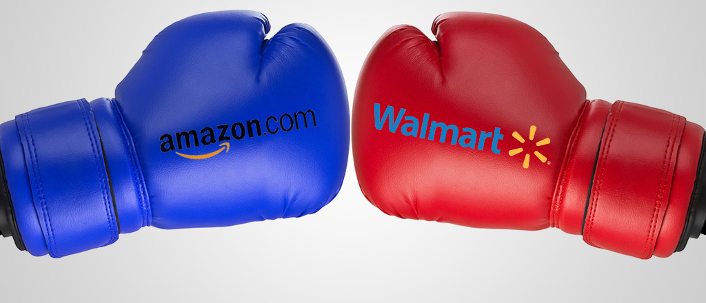 How Amazon and Walmart's Rivalry Will Reinvent Retail
