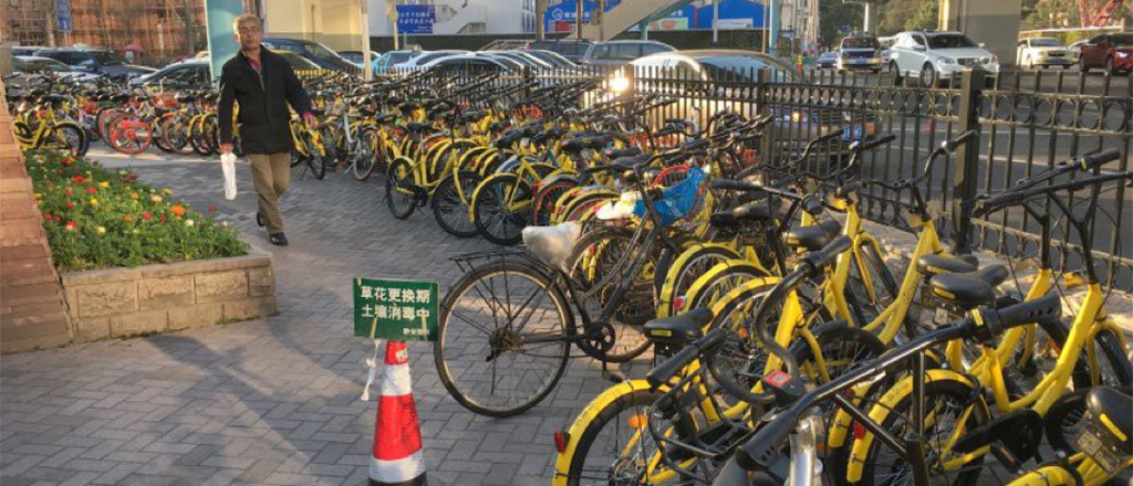 13aa1e652f0 Why Bicycles Are Making a Huge Comeback in China - Knowledge@Wharton