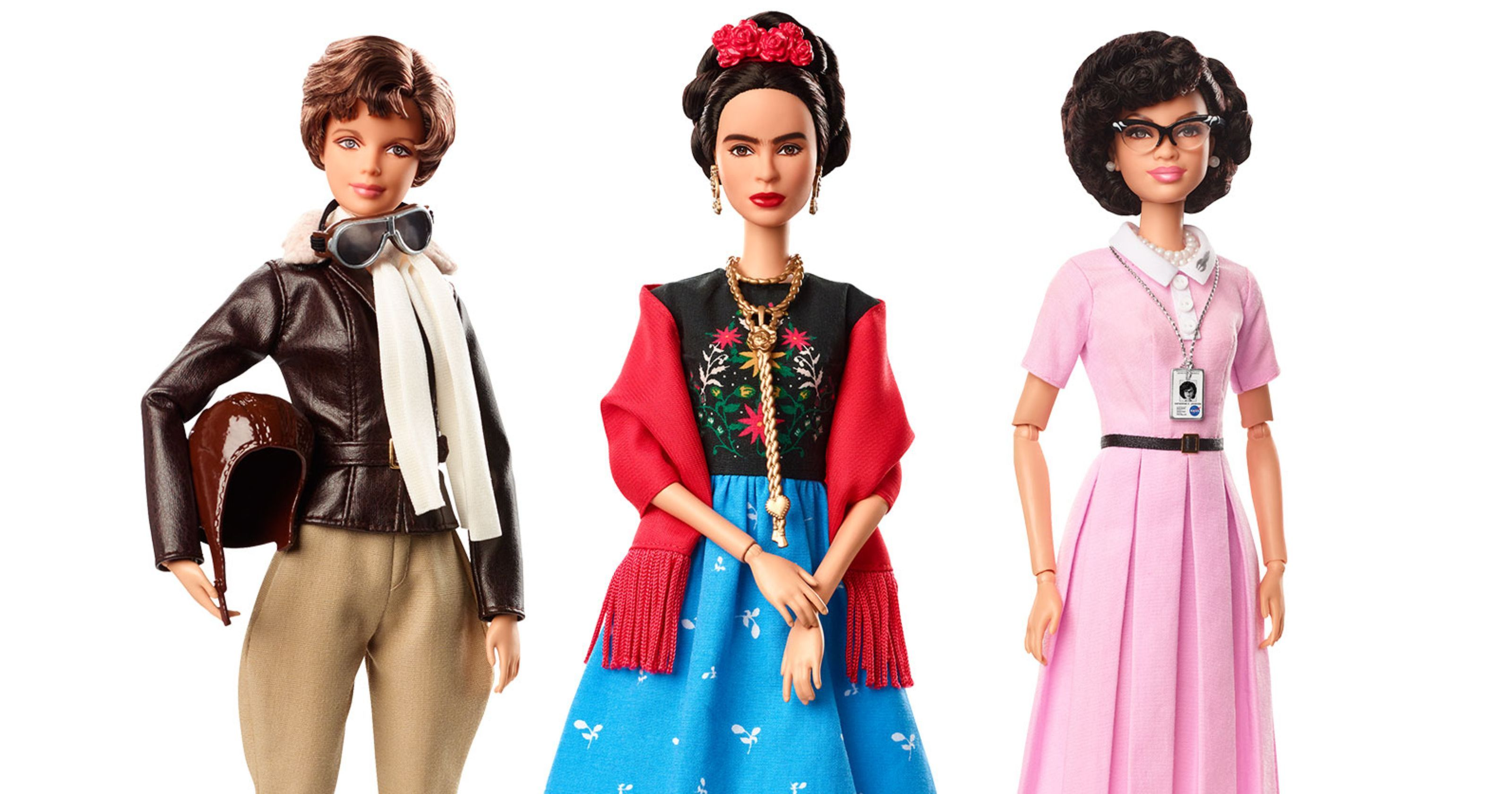 a91707af04 Not Your Mother's Barbie: How Mattel's New Dolls Aspire to Inspire ...