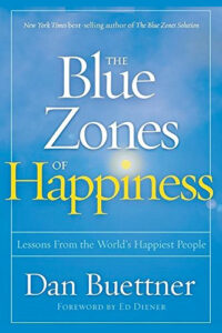 blue zones book cover