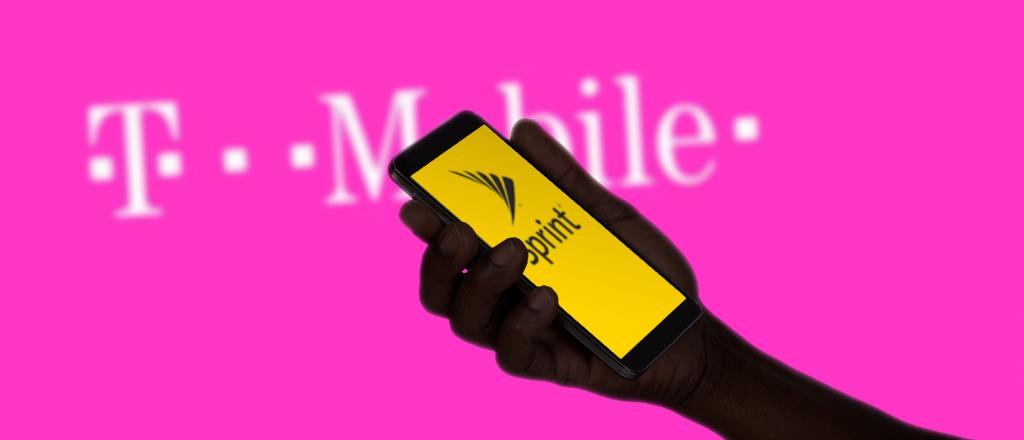 t mobile acquires sprint