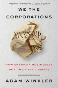 corporate law cover