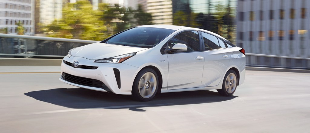 Why Toyota Is Betting On Hybrid Technology