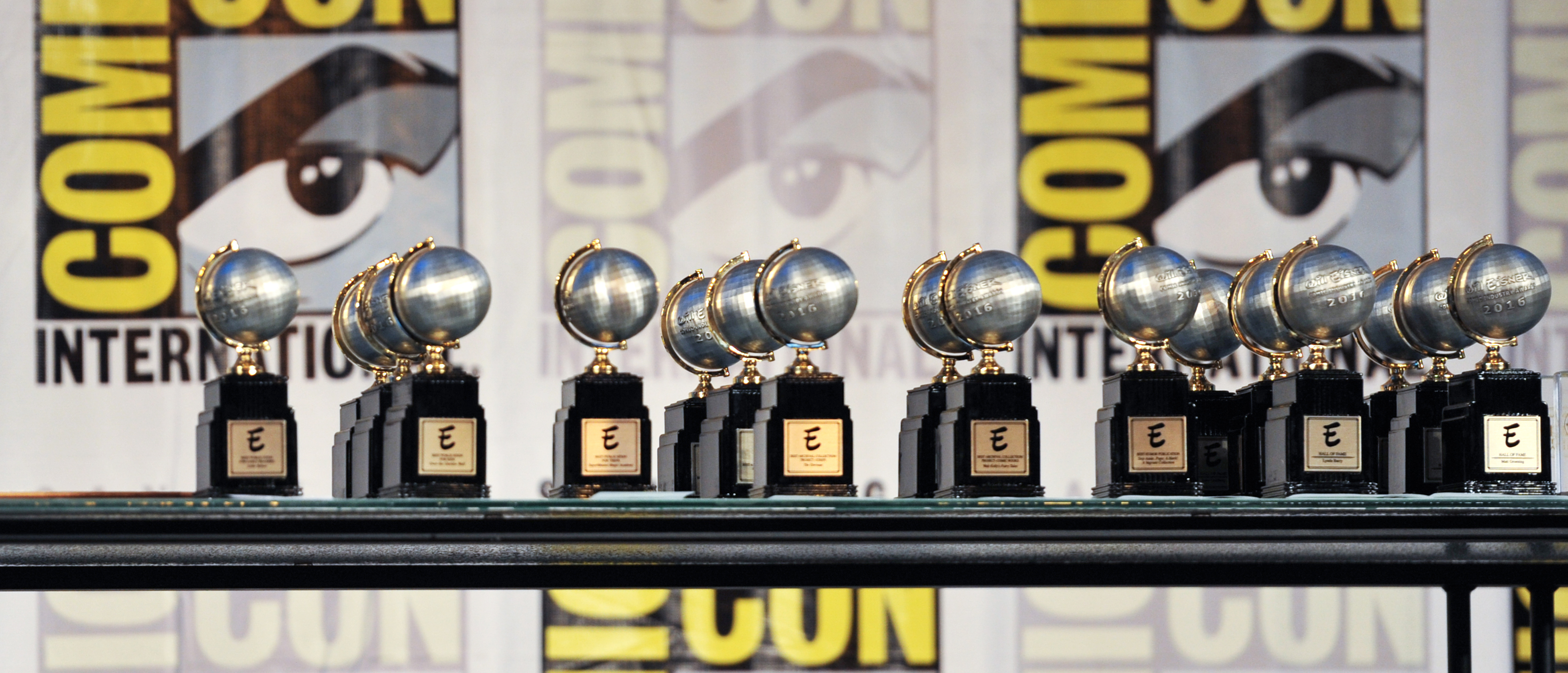Comic-Con's Eisner Awards: Honoring a Long-maligned Medium