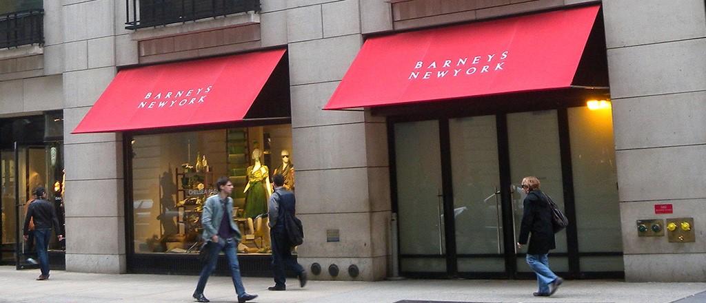 barneys bankruptcy